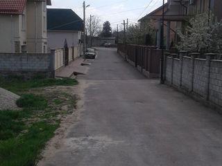Предлагается к продаже ровный участок под строительство 6сот. в г.Кодру ул.Препелицей!!!