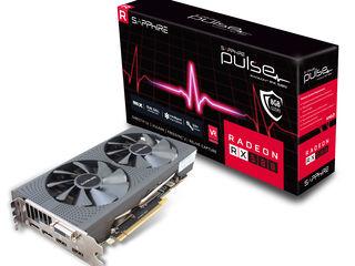 Sapphire Pulse Radeon RX 580 8GB GDDR5