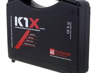 Rumberger K1X Pickup Clarinet   Set
