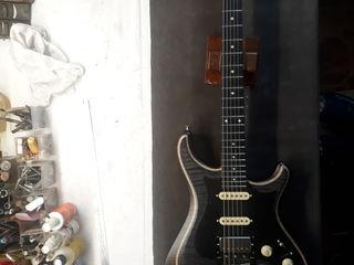 Изготовление, ремонт, реставрация и кастомайзинг  любых гитар.