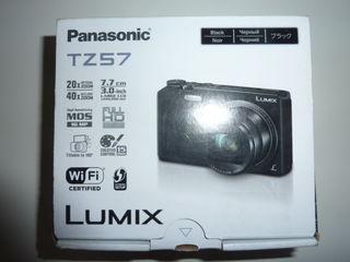 Продаётся абсолютно новый FULL HD фотоаппарат Panasonic TZ 57.Вы первыми его откроете !!!!! На фото