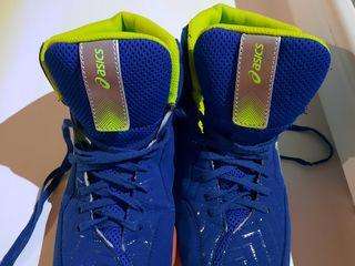 Asics.Спортивная обувь для бокса,кикбокса.