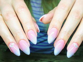 Alungirea unghiilor... Corecția unghiilor Botanica