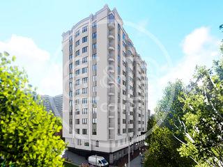 Apartament 3 camere separate 76.31mp et5 m2 Botanica str. Traian