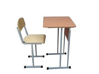 Set pentru un elev format din banca si scaun