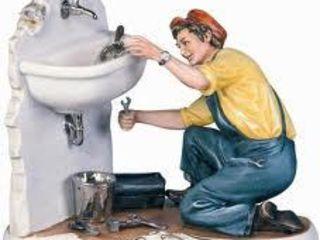 Santehnic Chishinau сантехник - ремонт, замена, установка + прочистка канализации!