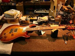Reparatii Chitare / Ремонт и настройка гитар
