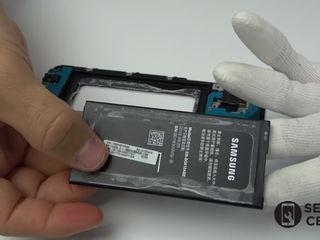Samsung Galaxy A7 2016 ( SM-A710FZDDSEK)  Разрядился АКБ, восстановим без проблем!