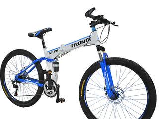Biciclete sportive Tronix cadru pliabil livrare gratuita diametru20/24/26 disponibil in credit