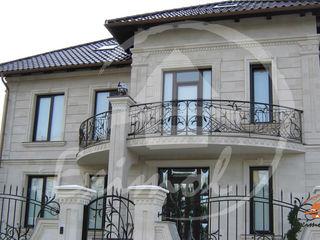 Отделка дома, облицовка камнем, фасадные панели.