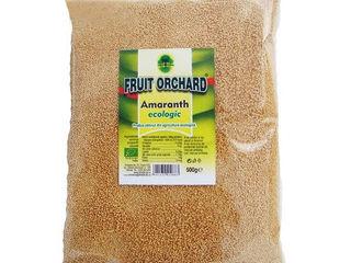 Amaranth 500 g cereale fara gluten produs certificat bio aмарант без глютенa bio