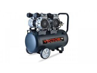 Compresor Vector+ 50L (1390Wx2)+Cadou set 5in1 - livrare gratuita - garantie - credit - Agroteh