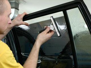 Тонировка стекол любой сложности, стаж работы 15 лет, город Бельцы. ЗВОНИТЬ С 8:00 ДО 20:00