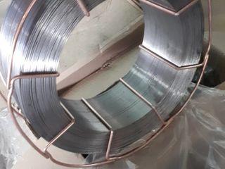 SIRMA termic prelucrata 0.7mm 1,2mm pe bobine.Sirma pentru sudat 0.8mm