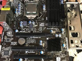 socket 1155 Asrock B75 Pro3 CrossFireX