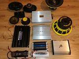 Original Helix Hifonics Alpine Gaund Zero