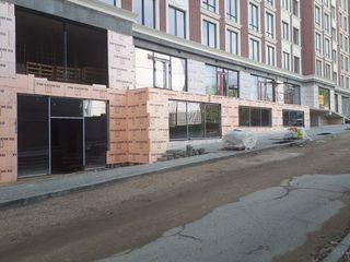 Продаем комм. недвижимость от застройщика партер 585м2 в центре по ул. Аврам Янку возле ул.Измаил!!