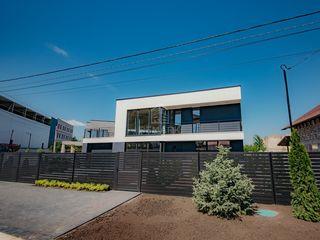 Se vinde casă nouă, în stil Hitech or. Cricova!