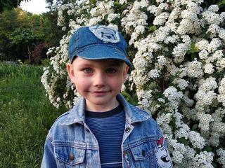 Классная джинсовая курточка мальчику на 2-3 года. 100% хлопок!