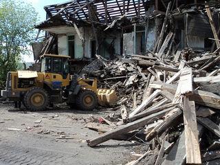 Планировка участоков снос демонтаж разборка домов строений сооружений конструкций вывоз строймусора