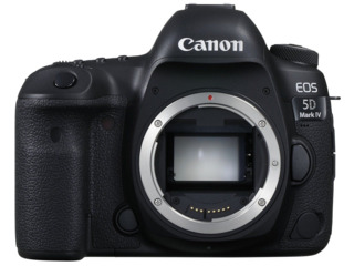 Aparat foto DSLR Canon EOS 5D Mark IV Body (1483C027)