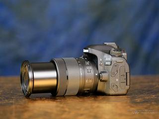 Canon 80D Kit 18 135mm
