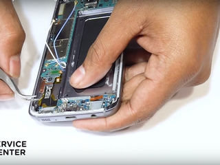 Samsung Galaxy S 8 (G950)  Не заряжается телефон, восстановим разъем!