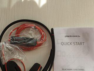 """Наушники""""plantronics""""blackwire 3200 series"""
