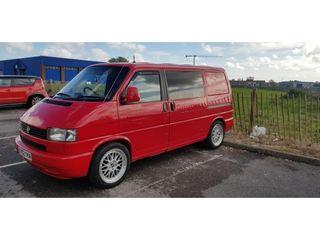 Volkswagen Vito-transporter