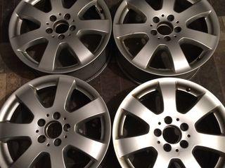 Диски на  17- 5/12  на Audi VW Mersedes R.E.ML класс   -170 евро