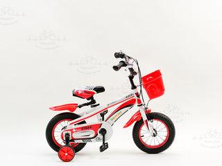 Biciclete pentru copii cu virsta cuprinsa intre 2-4 ani