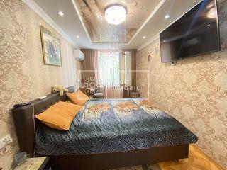 Spre vânzare, apartament cu 2 odăi, Botanica, str. Trandafirilor, 38500€
