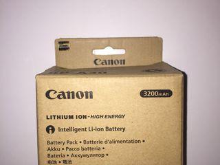 Vând baterie Canon BP-A30 nou!