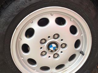 диски BMW R15 + шины 195 55 R15