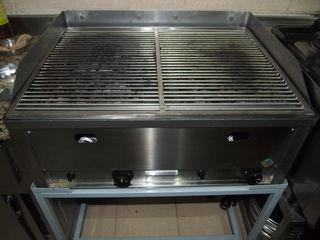 Grill lava GL-60G gaz, seria Snack