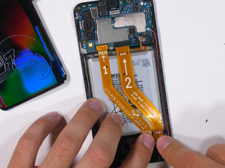 Samsung Galaxy A31, Ecranul de a crapat -Luăm, reparăm, aducem !!!