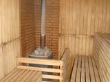 Сауна на дровах и бассейн для Вас и вашей семьи! Sauna pe lemne pentru familia Dumneavoastra !