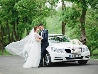 Mercedes - лучшие цены, с водителем! Cele mai bune preturi, cu sofer!
