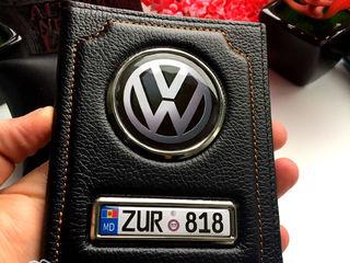 Portmoneu cu marca Volkswagen