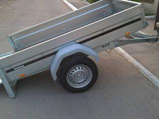 Немецкие прицепы - новые / Remorca auto basculanta (Samosval)