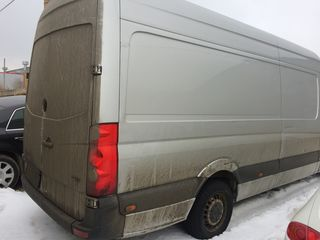 Piese VW Crafter 2007 2.5 TDI
