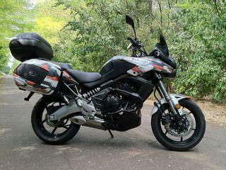 Kawasaki Versys 650 (2011год)