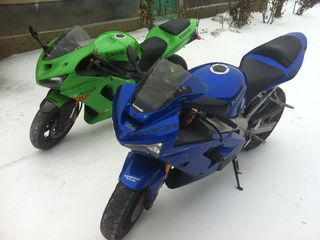 Kawasaki нинзя