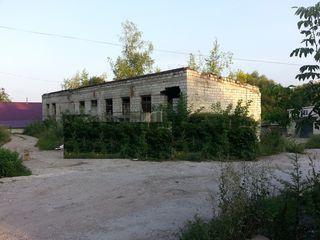 or. Briceni cladire   lot pentru constructie, in centrul orasului