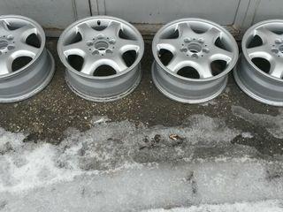 R16 Discuri 5x112 ( Mercedes, Volkswagen, Skoda, Seat, Audi )  Продам диски  7Jx16H2 ET37