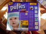 Scutece Pufies Baby Art-dry - 200 lei