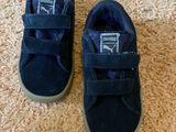 Adidasi Puma piele 27-28-10€.Papuci marimea 43-20€.