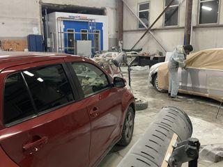 Фирма лицензирования красит рихтует авто бусы фуры прицепы