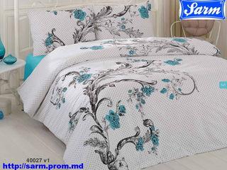 Элитные комплекты постельного белья из Ранфорса, от производителя Sarm SA