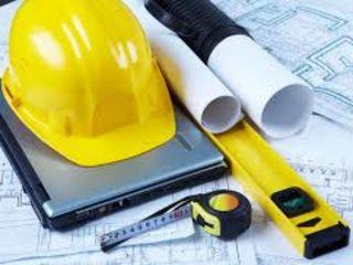 Консультации, сопровождение и  технический надзор  строительных работ